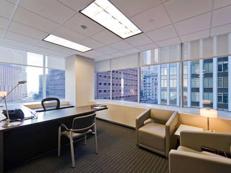 Commercially-Rented Office Space